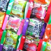 日本健康美味满腹蒟蒻 低热量 易饱腹 代餐不错哦!5入