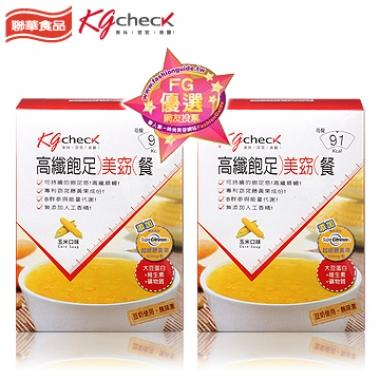 女人我最大推荐 KgCheck高纖飽足玉米濃湯★减肥良伴 单包