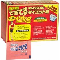 小S推薦强效瘦身減肥丸MINAMI氨基酸升级版(红色)