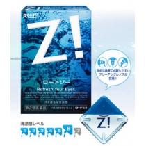 日本ROHTO Zi隐形眼镜专用眼药水12ml 超凉