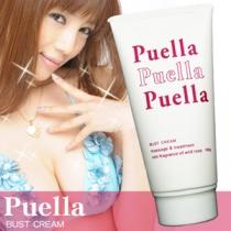日本丰胸排行榜上位强制提升2个杯Puella丰胸霜100ml