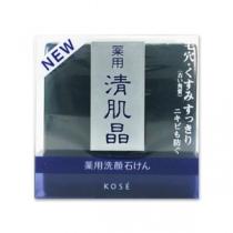 [KOSE]-雪肌皂(清肌晶)120g