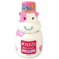 日本巴斯洛漫牛初乳奶浴 纯鲜牛奶 720ML