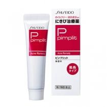 日本资生堂制药 Pimplit药用暗疮膏18g 肤色无香料-去痘不留印
