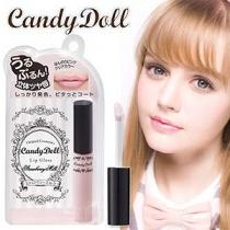 益若翼Candy Doll 立体感亮泽保湿唇蜜/唇彩 3色选