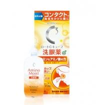 日本原装针对戴隐形 乐敦C3预防眼病洗眼液 温和型500ML