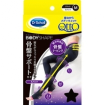 Dr.Scholl QTTO 黑色收骨盆睡眠瘦腿袜