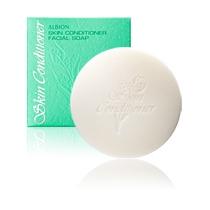ALBION浓缩薏仁健康洁面皂-美白透明