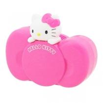 日本Hello Kitty 蝴蝶结形状车用香水/车用空气清新剂