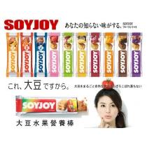 【12入】日本SOYJOY 低GI大豆营养水果减肥代餐棒(女人我最大推荐)
