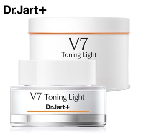 dr.jart v7素颜霜(维他命控油诊疗美白面霜)