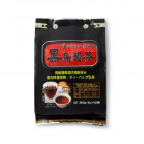 日本OSK油切 黑乌龙茶阻断脂肪 可冷/热水冲泡 5g*52袋