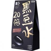纖Q好手藝20倍黑豆水(15入)