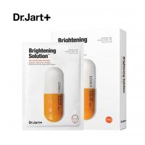 Dr.Jart 橙色药丸面膜(强效美白提亮肤色) 5片一盒