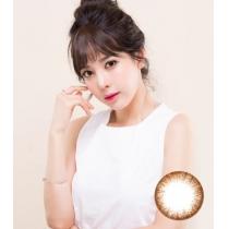 韩国硅水凝胶高端美瞳Si-Hydrogel UV系列棕色