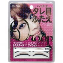 日本Cogit双眼皮眼线贴1秒钟魅惑 凤眼妆 40枚入