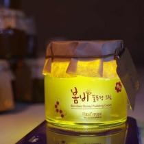 韩国Papa recipe春雨蜂蜜保湿布丁面霜/睡眠面膜135g