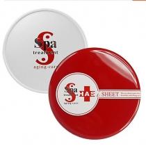 (COSME大赏)日本Spa treatment 保湿蛇毒干细胞眼膜60枚 红色款
