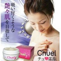 日本沙龙御用整形美白霜 Chuel三天见效肌质激变美白霜180G (新版加量20%)