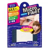 COSME第一BN Micro Fiber超幼细双眼皮纤维胶条贴128本入 透明色