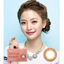 韩国Dream GEL COLOR系列 WANNABE MIKE BROWN棕色