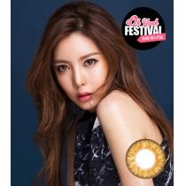 韩国硅水凝胶高端美瞳Si-Hydrogel系列ANNA SUI BROWN棕色