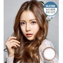 韩国硅水凝胶高端美瞳 ORCHID BLANE系列巧克力色 最高1000度