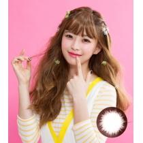 韩国硅水凝胶高端美瞳Dream GEL COLOR系列 巧克力色
