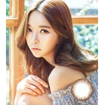 韩国硅水凝胶高端美瞳Si-Hydrogel 系列 大眼睛巧克力色