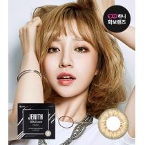 韩国JENITH GOLD 3CON 三色系金褐色