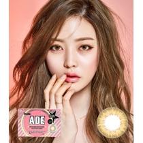 韩国ADE三色系列 混血三色棕色
