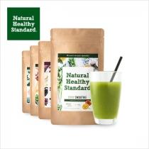 日本Natural Healthy Standard酵素青汁代餐粉160G
