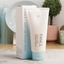 FANCL胶原修护保湿洗面奶90g 孕妇可用 3736
