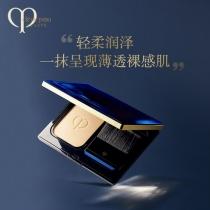 资生堂CPB 肌肤之钥新钻光盈粉饼(含粉盒,含粉刷套组)-Cle de Peau