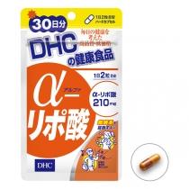 DHC a-脱氧酸 硫辛酸 超强减肥素 燃烧脂肪 30日