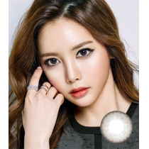 韩国硅水凝胶高端美瞳Si-Hydrogel 系列 淡彩莹润灰