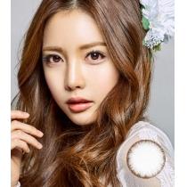 韩国硅水凝胶高端美瞳 ORCHID BLANE系列巧克力色