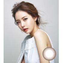 韩国硅水凝胶高端美瞳ANNA SUI系列摩登棕色