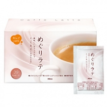 POLA宝丽拿铁咖啡美容健康1个月量30包