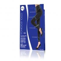 韩国Mizline S6韩国夏季冰丝打底裤塑形显瘦美腿运动裤瑜伽裤速干袜