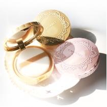 日本CANMAKE 透亮美肌棉花糖蜜控油蜜粉饼