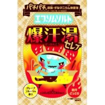 BISON爆汗汤美肌入浴劑 葡萄柚香味60g 4901525006019