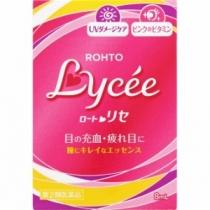ROHTO Lycee小红花去红血丝眼药水(非隐形眼镜用)