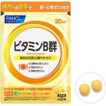 FANCL综合维他命B群(维生素B) 30日