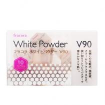 日本Fracora持续性VC诱导体v90美容粉10粒一盒