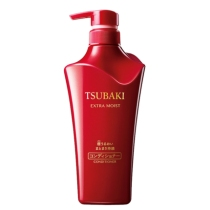 资生堂TSUBAKI高纯度椿蜜修护洗发水/护发素500ml 单瓶选择
