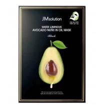 JMsolution 水光牛油果蚕丝面膜贴10片