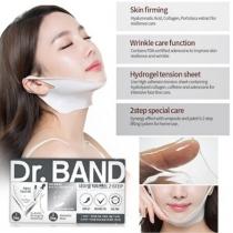 韩国DAYCELL新品 Dr.BAND V脸霜+V脸面膜二合一组合提拉紧致面膜10片/盒