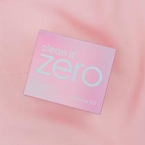 18年新版Banila芭妮兰皇牌Zero保湿卸妆膏180ml 防伪加量版