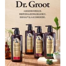 林允推荐!韩国LG Dr.Groot 去油防脱发去皮脂洗发/护发